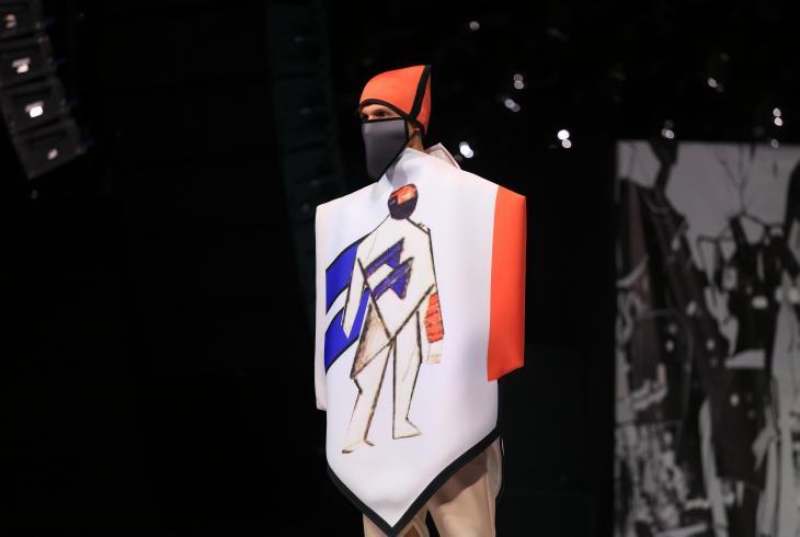 Карані і сучаснасць: у сталіцы фінішаваў «Млын моды-2020»