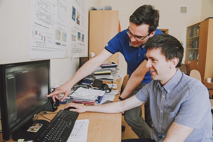 Як у лабараторыі БДУІР ствараюць інавацыйны «софт»