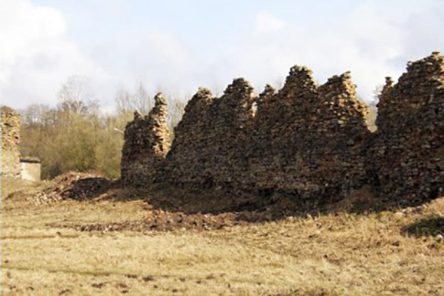 Крэўскі замак можа знікнуць назаўсёды