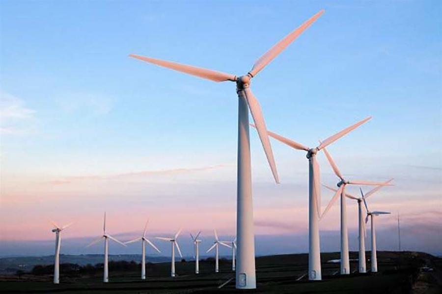 В Беларуси планируется стройка пяти ветропарков
