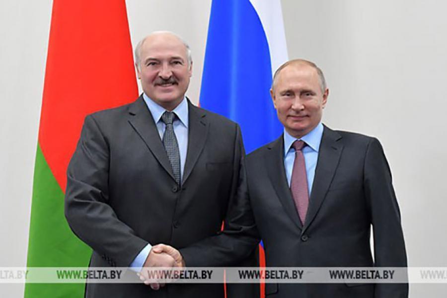 Лукашэнка аб суверэнітэце: Гэта абраз, гэта святое