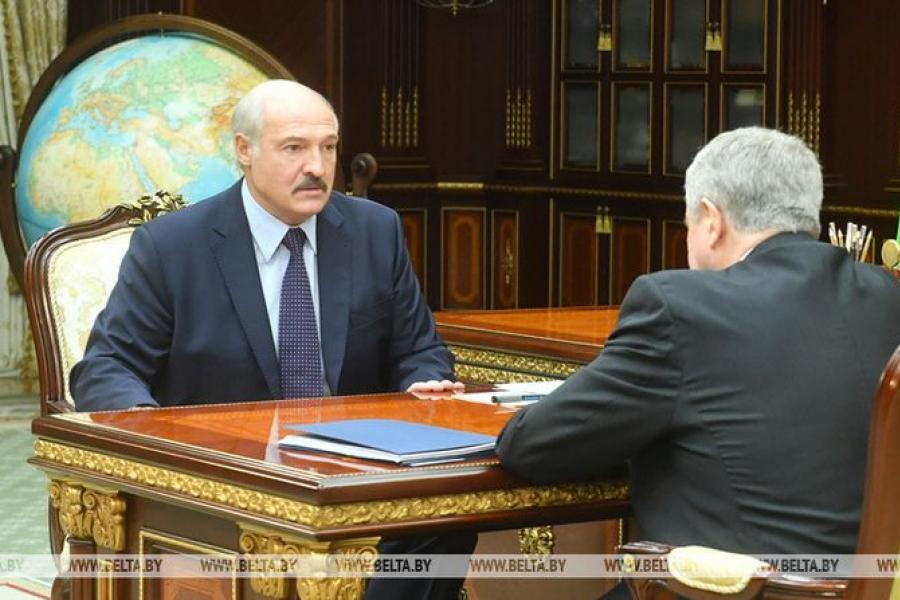 Лукашэнка лічыць справядлівай цану на расійскі газ для Беларусі «ў раёне да $90»