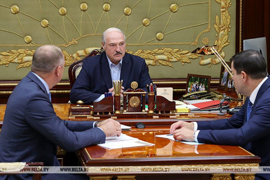 «Праўда павінна быць прад'яўлена грамадству» — Лукашэнка заслухаў даклад па затрыманых расіянах з ПВК