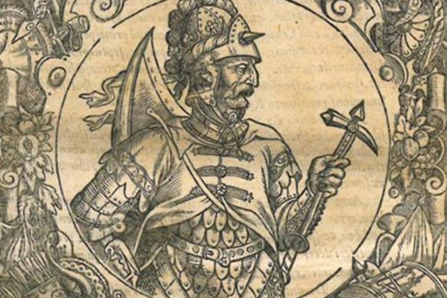 Загадкавая асоба вялікага князя літоўскага Віценя