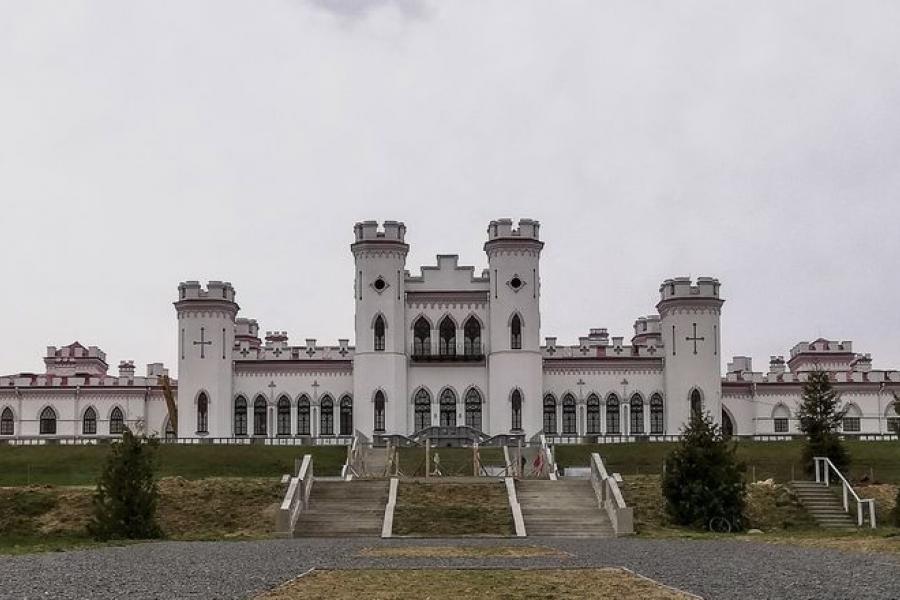 Рэстаўрацыйныя работы Косаўскага палацава-паркавага ансамбля плануюць завяршыць у 2020 годзе
