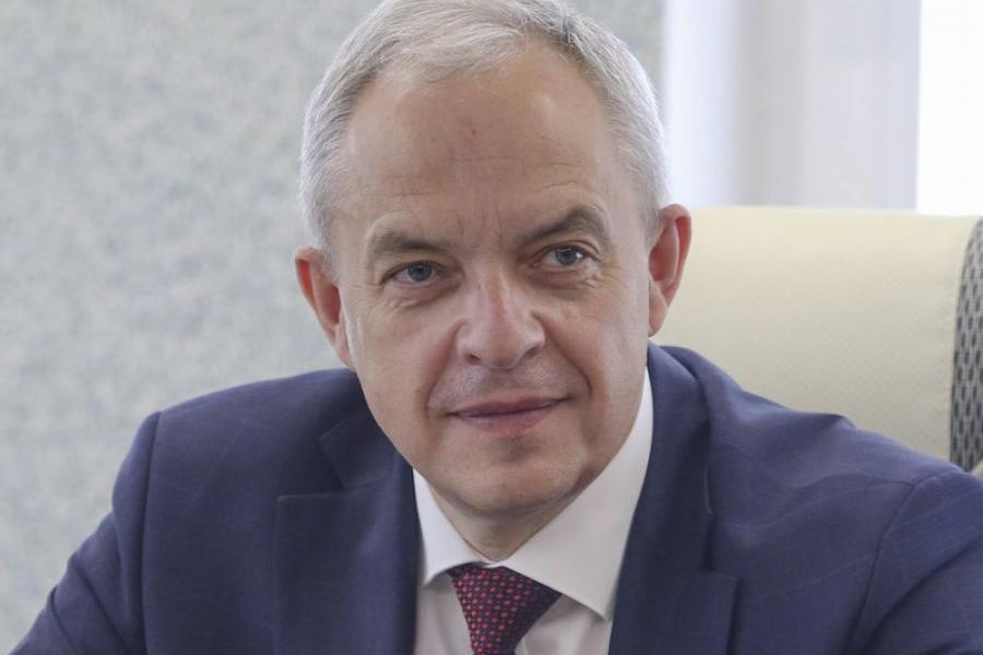 Iгар Сергеенка, кiраўнiк Адмiнiстрацыi Прэзiдэнта