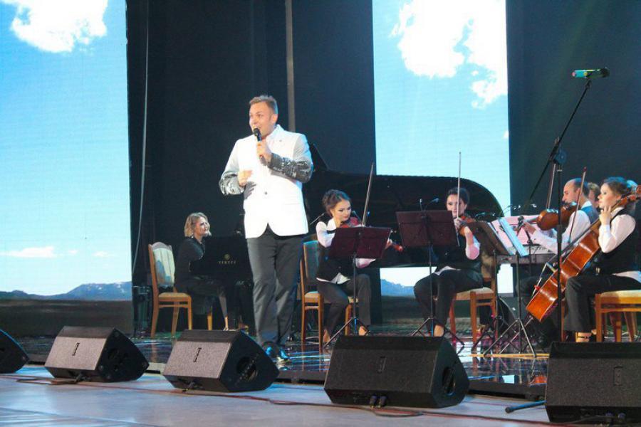 Певец Павел Любченко: Лучше концерт, чем участие в конкурсе