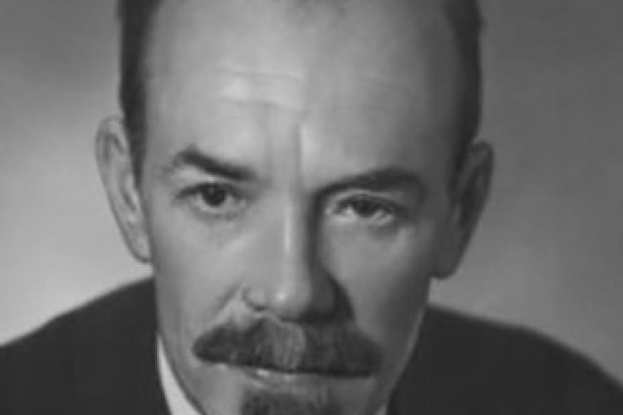 Писатель Сергей Баруздин о белорусской поэтессе Евдокии Лось
