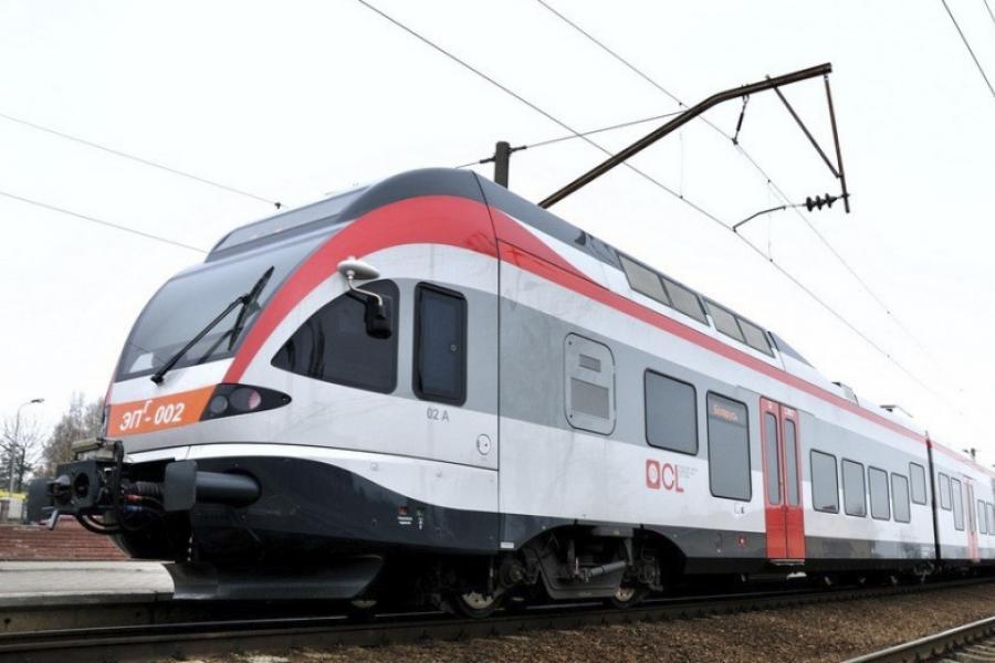 Расписание движения поездов региональных линий экономкласса и городских линий (г. Минск)