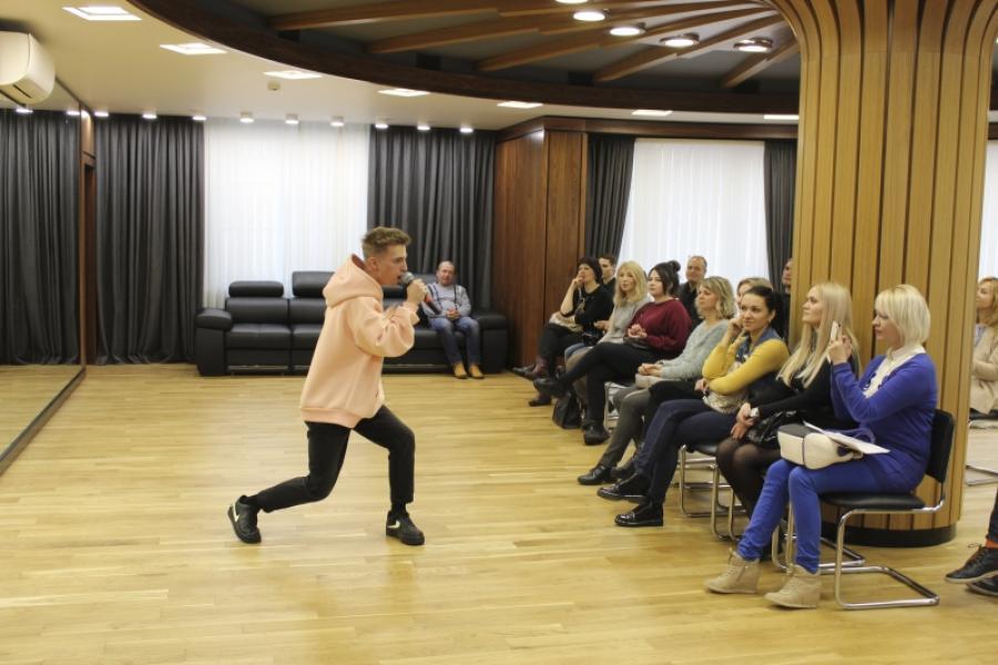 Представители творческих студий Минщины обсудили, как вырастить новых артистов