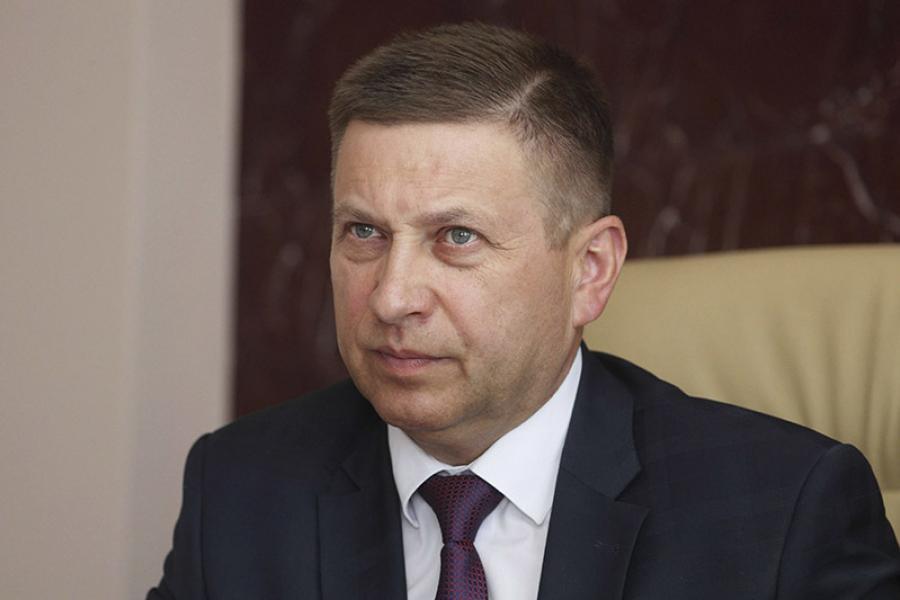 Іван Лаўрыновіч, памочнік Прэзідэнта — інспектар па Гродзенскай вобласці