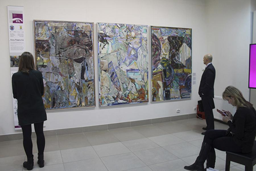 В Минске открылась выставка европейского искусства