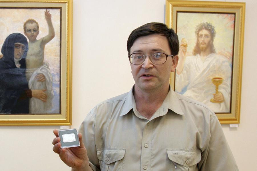 Краязнаўца Валерый Шышанаў пра характар Шагала і таямніцы Віцебска