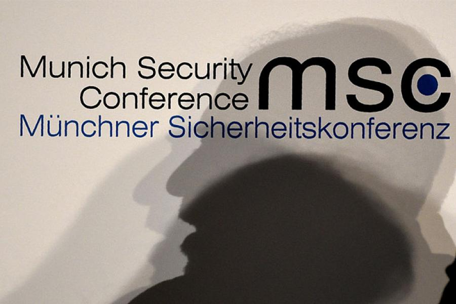 Чым адзначылася Мюнхенская канферэнцыя?