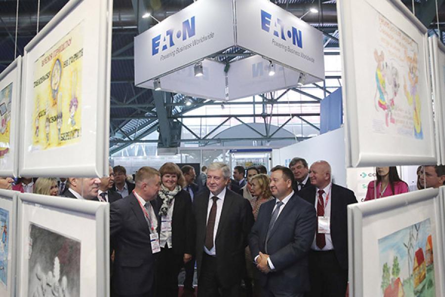 Учора ў Мінску адкрыўся ХХІІ Беларускі энергетычны і экалагічны форум