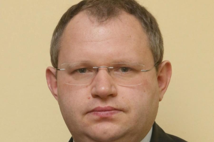 Максім Ермаловіч, міністр фінансаў