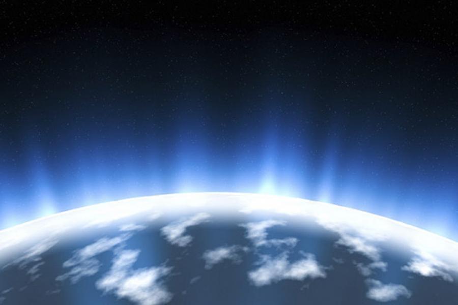 Чаму азонавы слой называюць шчытом планеты