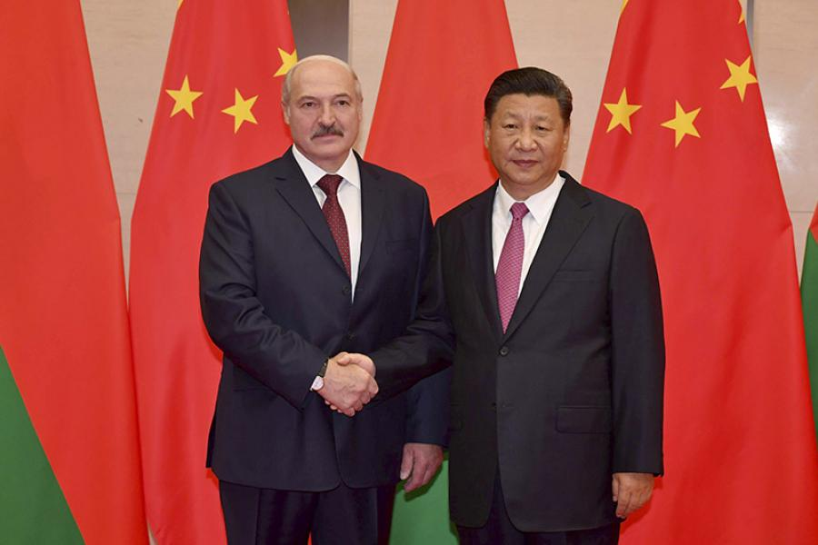 Беларусь і Кітай дамовіліся аб устанаўленні бязвізавага рэжыму