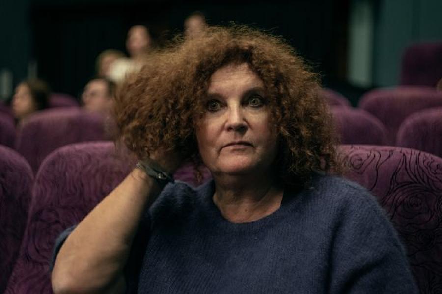 Валеры Мерэс: Я адчувала сябе абсалютна свабоднай
