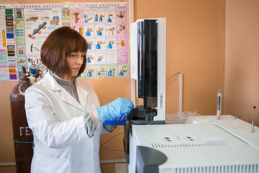 Як працуюць эксперты-хімікі  Дзяржаўнага камітэта судовых экспертыз?