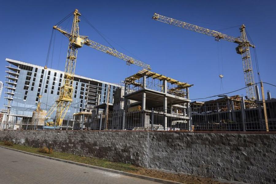 В Минске проектируются и строятся 44 объекта образования