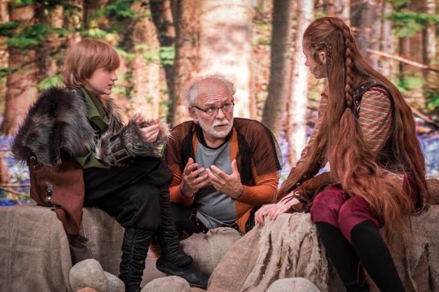 Семейный инклюзив-театр «i» поставил свой первый видеоспектакль и выложил в сети