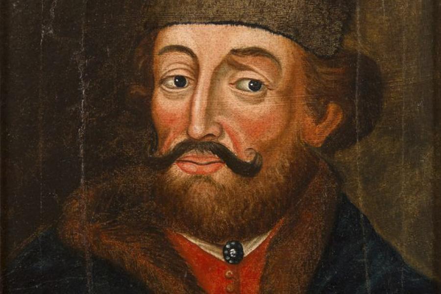 Казимир Ягайлович (30.11.1427 - 07.06.1492)
