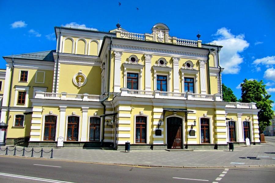 У Купалаўскім тэатры пачаўся 100-ы сезон
