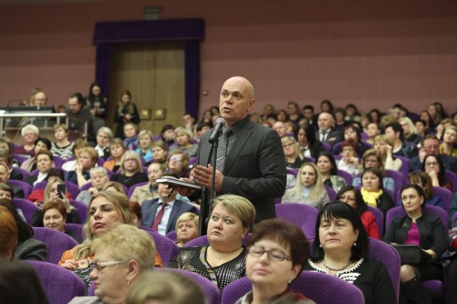Что волнует столичных учителей?