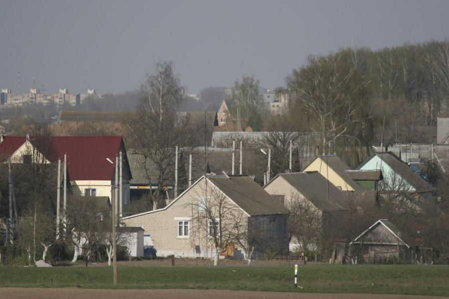 Что делать с пустыми домами в деревнях?