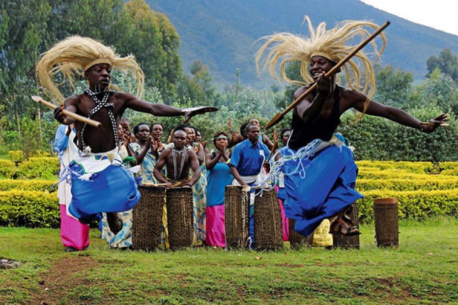 Як Руандзе ўдалося стаць «тыграм»?