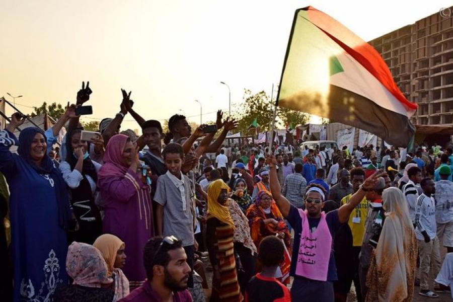 Что происходит в Судане?