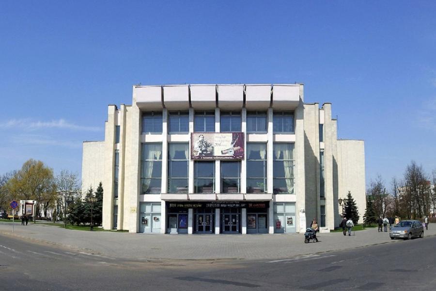 Культурна-тэатральнай сталіцай на гэтым тыдні становіцца Бабруйск