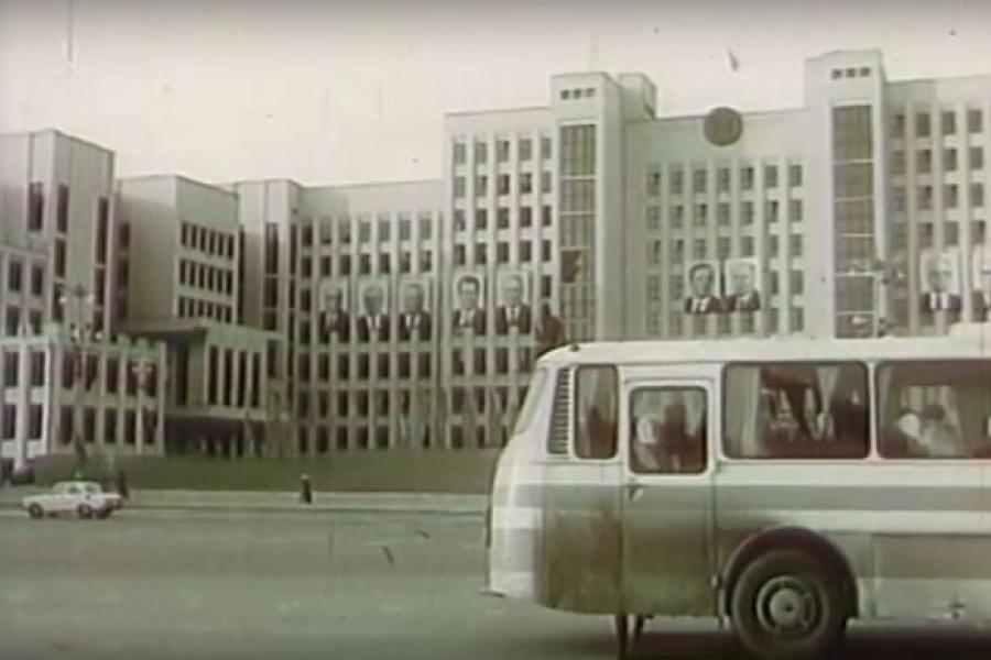 Рэжысёры-дэтэктывы, Марк Шагал, правакацыя ў айчыннай дакументалістыцы