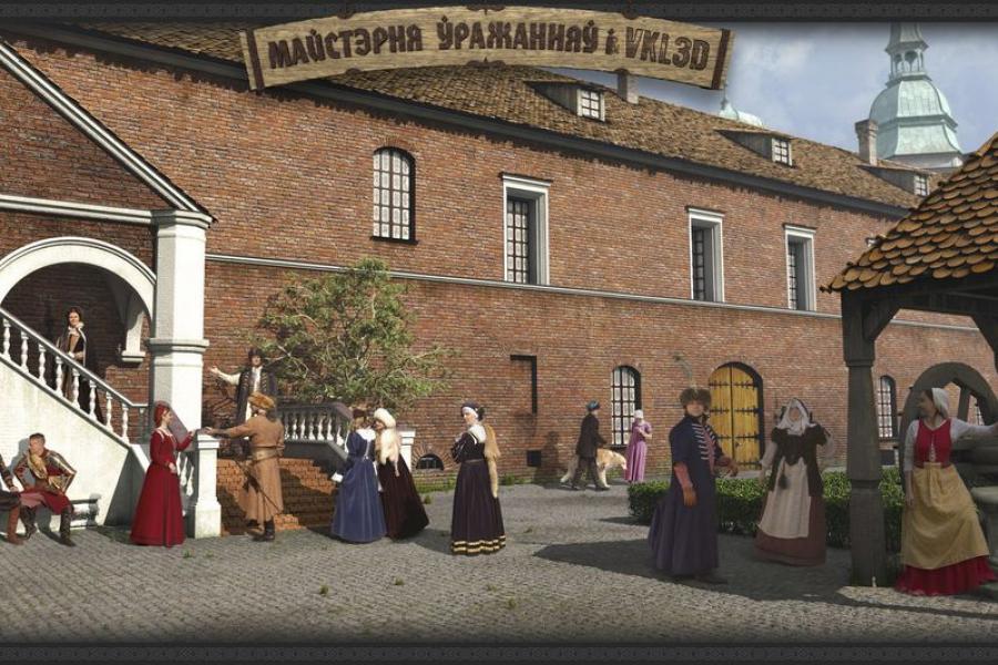 В Минске действует уникальная экспозиция виртуальной реальности «VKL3D»