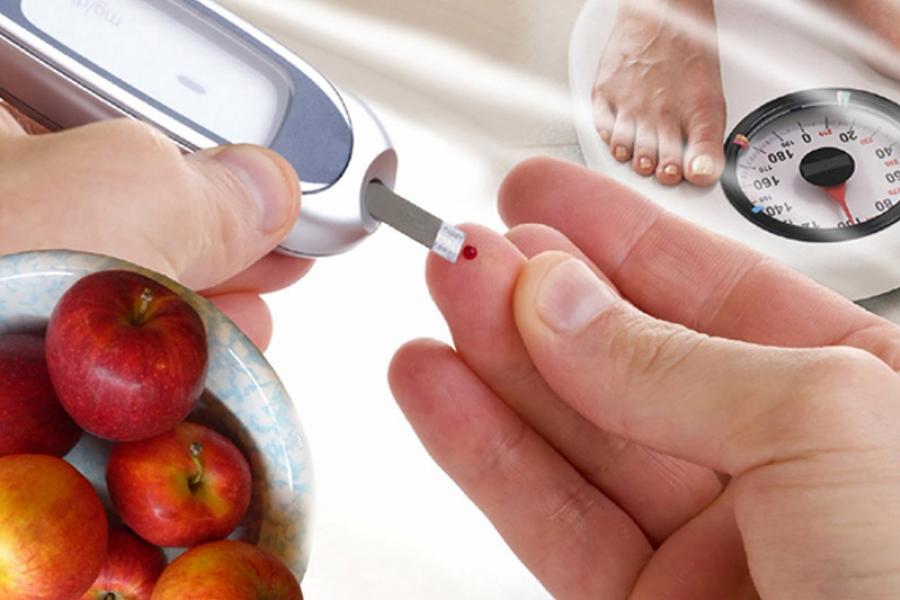 За апошнія 10 гадоў захваральнасць на цукровы дыябет вырасла ўдвая