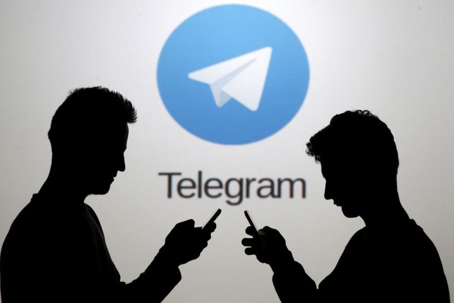 Telegram vs Раскамнагляд