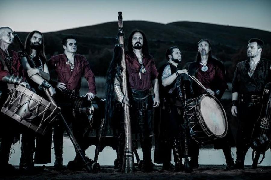 Сorvus Corax: «Мы першае пакаленне дыназаўраў сярэднявечнай музыкі»