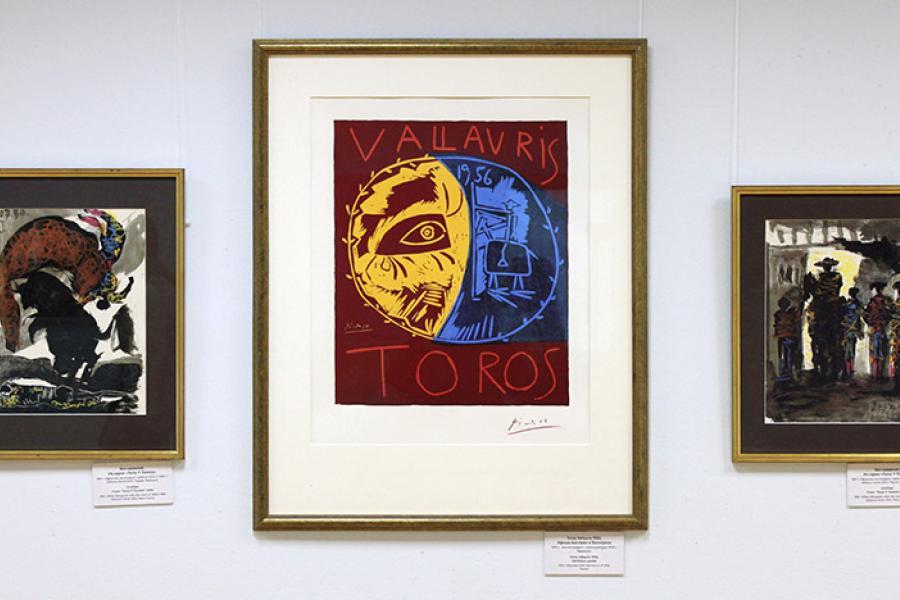 Галерея имени Ващенко в Гомеле начала сезон камерных встреч под названием «Уютный вечер»