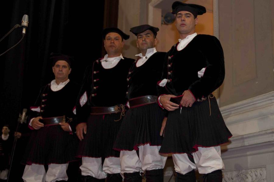 Італьянскі калектыў «Tеnоrеs» выступіў у Мінску і Нясвіжы