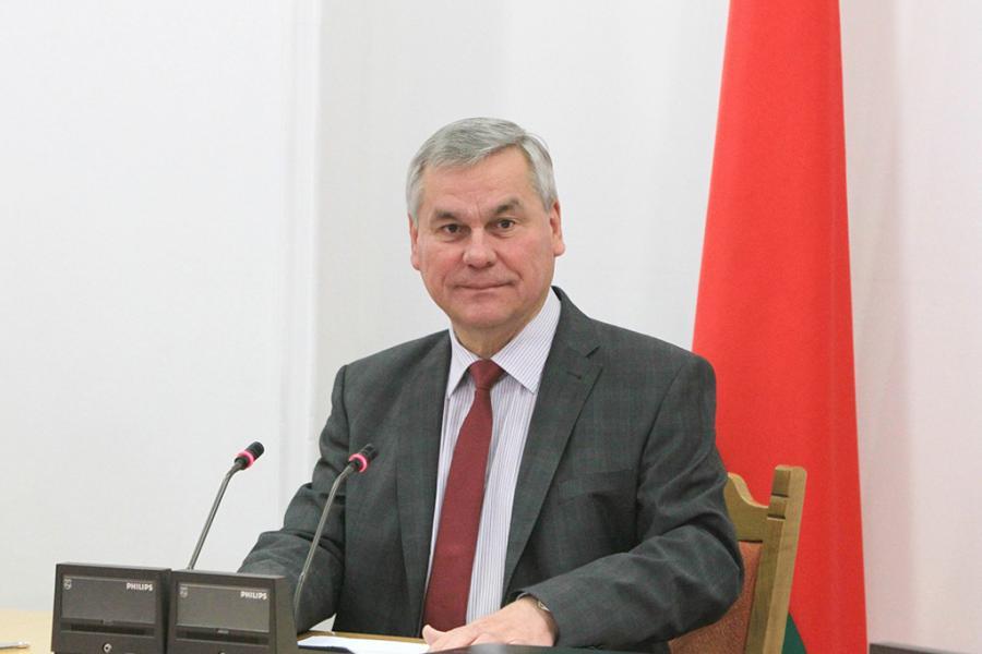 Уладзімір Андрэйчанка: Дэпутаты займаюцца шырокім колам праблем