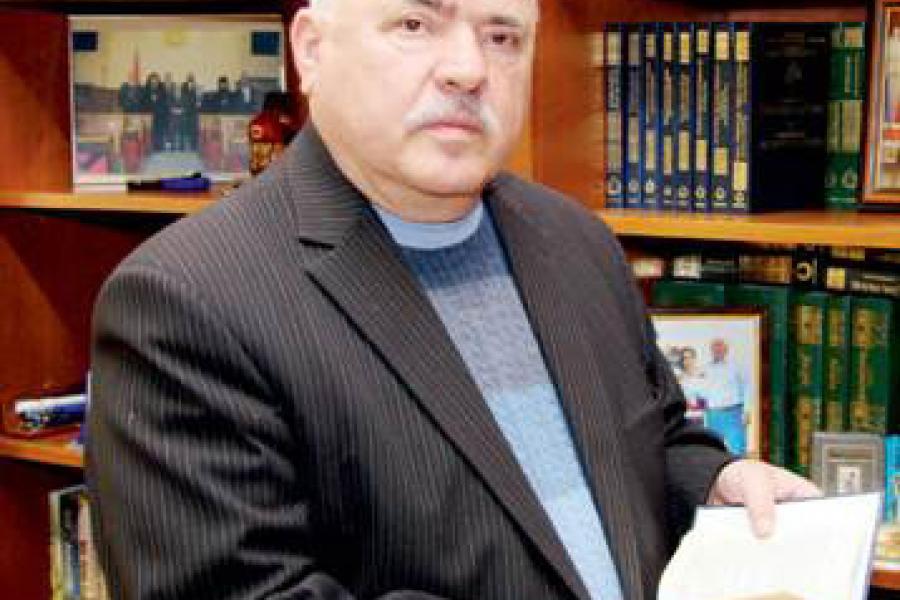 Прэзідэнт павіншаваў Мікалая Чаргінца з 80-гадовым юбілеем