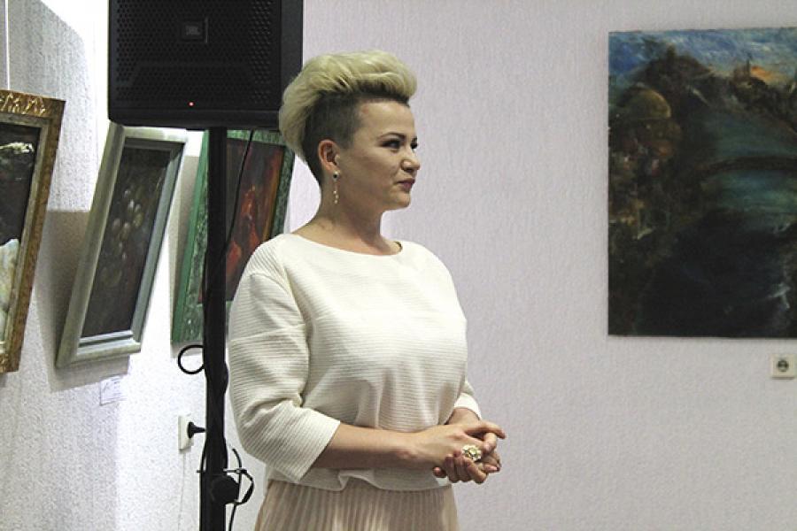 Мастачка Дзіяна Каласовіч верыць у мастацтва і яго чараўніцтва