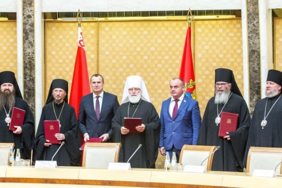 Православная церковь и власть объединят усилия в воспитании духовности