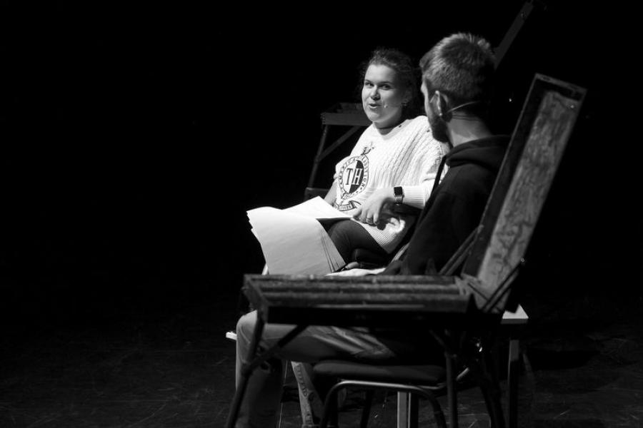 Драматург Ксения Шталенкова: Я думала — меня разорвет от эмоциональной перенасыщенности