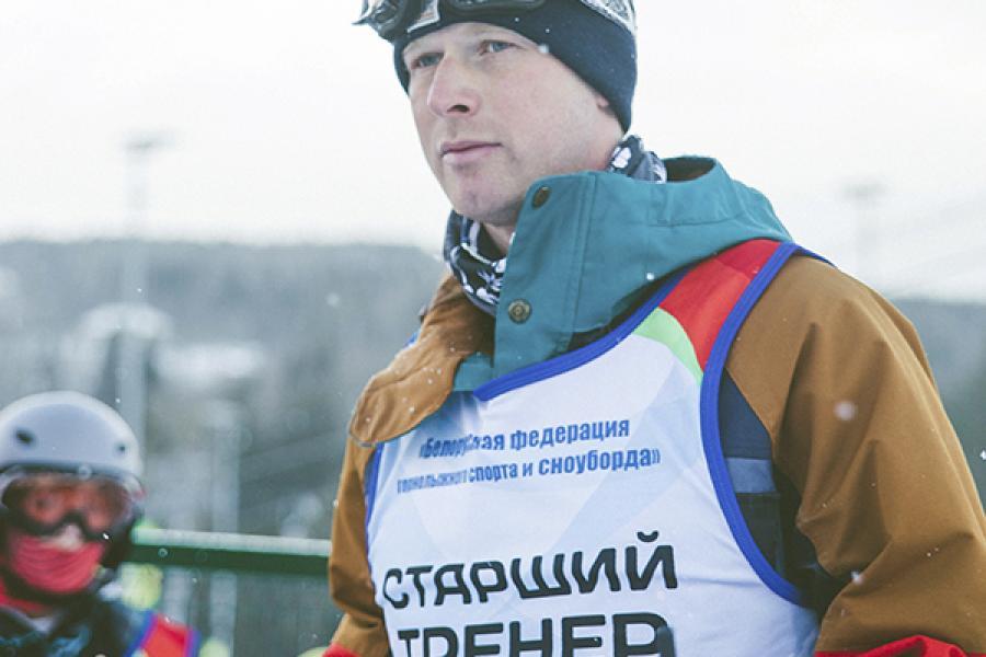 Николай Сичкар: Сноуборд — это не только спорт, но и образ жизни
