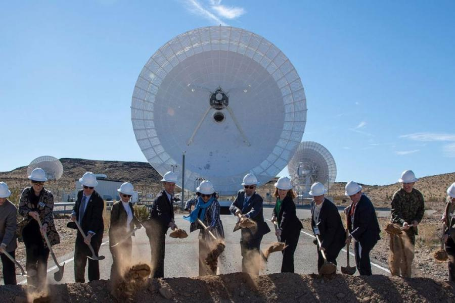 Будуецца «тэлефонная лінія» для сувязі з космасам