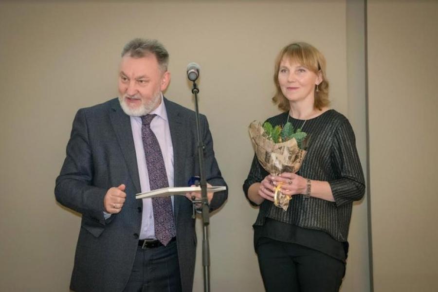 Корреспондент «Звязды» стал лауреатом конкурса «Золотой зубр»
