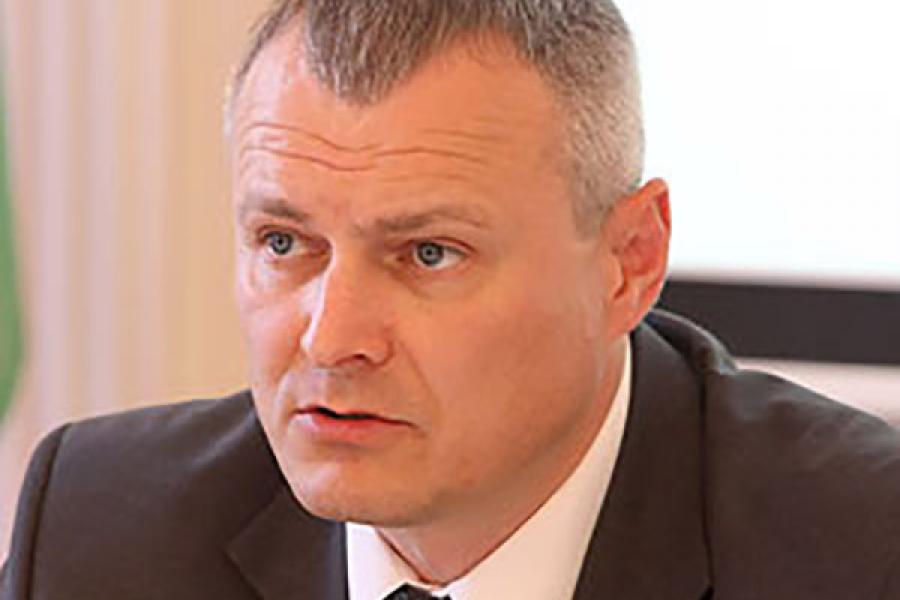 Игорь Шуневич, министр внутренних дел