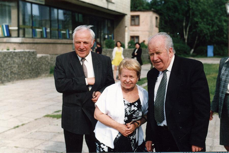 Юбилей Александры Пахмутовой отметили в Бресте концертом